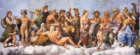 dioses griegos de la mitologia