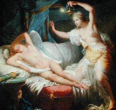 mito psique y eros