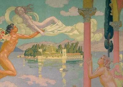 Psique eros mito cupido