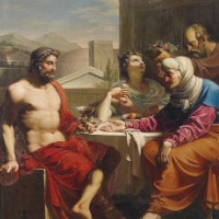 El mito de Filemon y Baucis