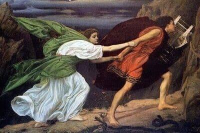 mito de orfeo y euridice siginificado