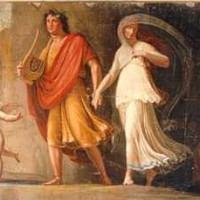 El mito de Orfeo y Eurídice