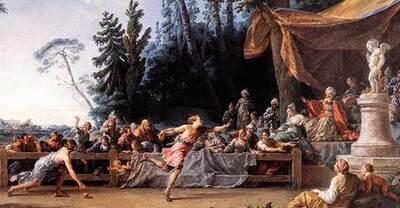 mito atalanta hipomenes