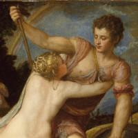 El mito de Adonis y Afrodita