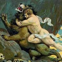 El mito de los doce trabajos de Hercules