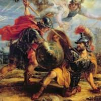 mito griego aquiles hector patroclo