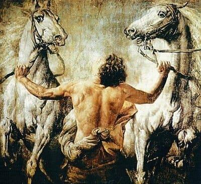 caballos de diomedes