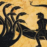 hercules y la hidra de lerna